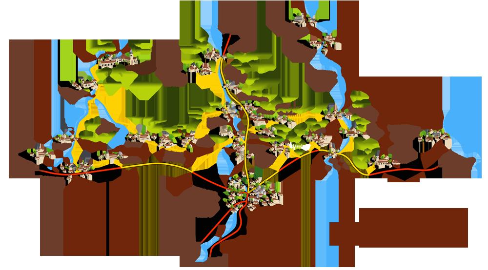 La route de Crémant - DR
