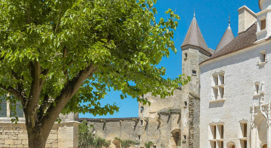 Château de Châteauneuf - Photo DR
