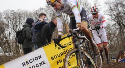 Cyclo-cross de Nommay