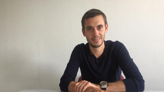 Clément Turpin, arbitre international de football