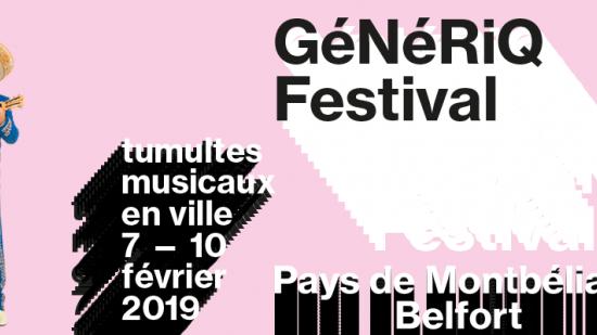 GéNéRiQ festival 2019