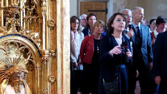 Inauguration du musée des beaux-arts de Dijon, vendredi 17 mai 2019 - Crédit photos Région Bourgogne-Franche-Comté