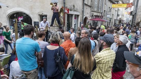 Festival Cirque & fanfares © Jérôme Genée