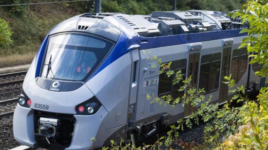 Train Régiolis - Photo DR