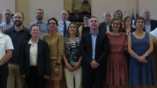 L'Agence régionale de la biodiversité (ARB) de Bourgogne-Franche-Comté a été lancée officiellement le 7 juin 2019 - Photo DR