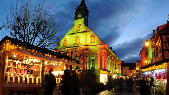Marché de Noël Montbéliard