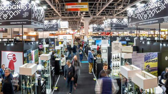 Salon Vinexpo, Paris le 11 février 2020 ©CLAN D'ŒIL