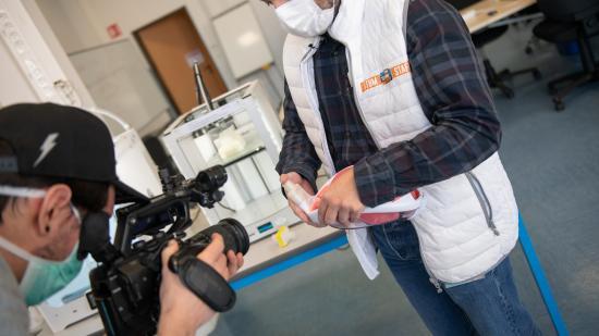 L'UTBM au secours de l'hôpital Nord Franche-Comté