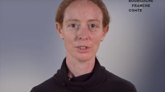 Aude Bolopion, chercheuse au CNRS - DR