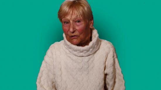 Denise Leclerc, ancienne championne du monde d'athlétisme - DR