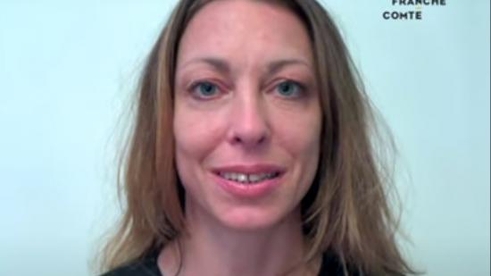 Estelle Martin, fondatrice de l'association Coups rage - DR