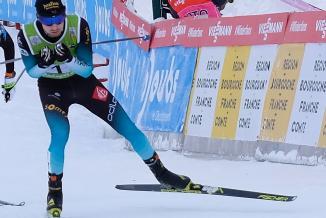 Coupe du monde de combiné nordique,  18, 19 et 20 janvier 2019 à Chaux-Neuve (Doubs) -Crédit photos Xavier Ducordeaux
