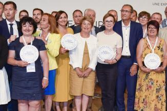 Lancement de la Vallée de la gastronomie®, nouvelle destination touristique, lundi 24 juin 2019 - © Michel Pérès/Région Auvergne-Rhône-Alpes