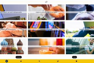 Printemps de l'orientation 2021 : la Région Bourgogne-Franche-Comté propose aux lycéens d'expérimenter l'application web « Métiers 360 » - DR
