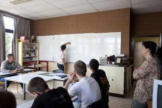 Formation au Greta Auxerrois - Photo DR