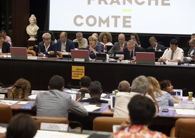1,5 milliard d'euros pour le budget régional 2018