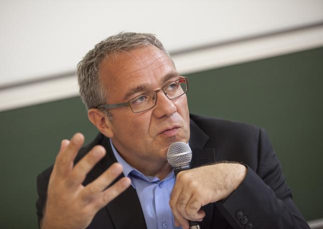 Patrick Molinoz, 5e vice-président de la Région bourgogne-Franche-Comté