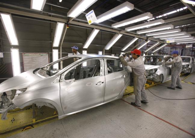 L'industrie automobile en Bourgogne-Franche-Comté