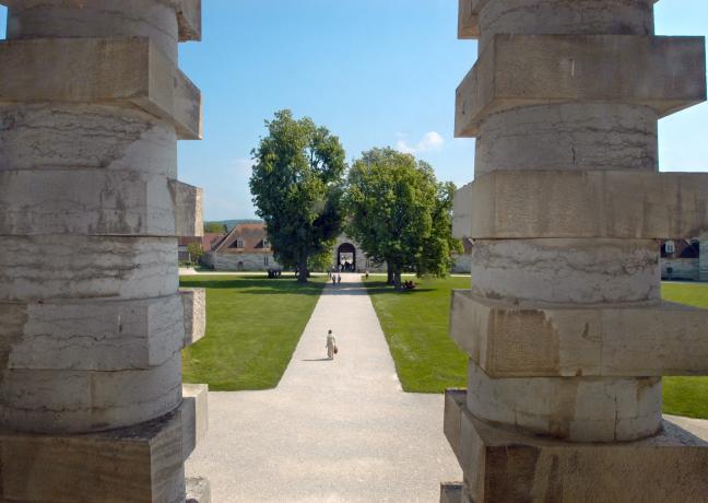 Saline Royale Arc et Senans