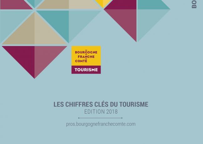 Les chiffres clés du tourisme en Bourgogne-Franche-Comté - Edition 2018