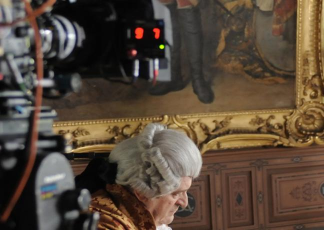 tournage en Bourgogne-Franche-Comté