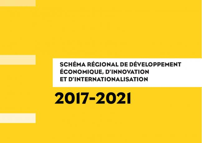 Schéma régional de développement économique, d'innovation et d'internationalisation 2017-2021