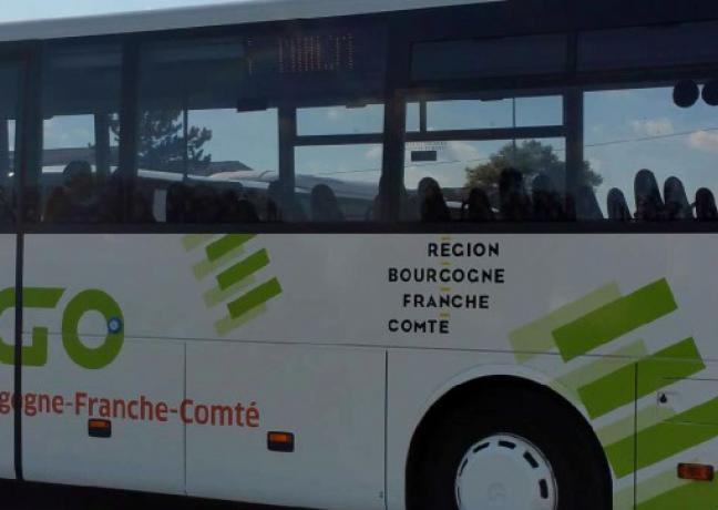 Transport scolaire en Région Bourgogne-Franche-Comté
