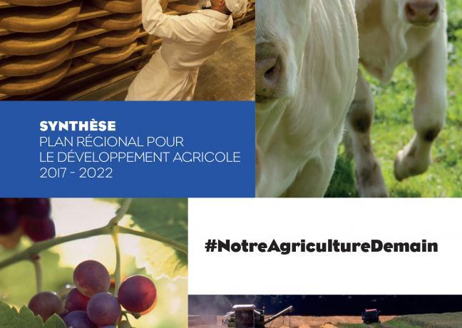 Notre agriculture demain