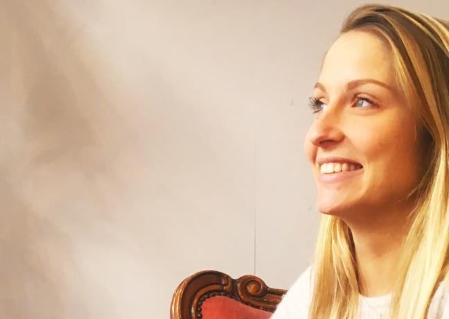 La Bisontine Laura Sivert, championne du monde de karaté 2018 à Madrid