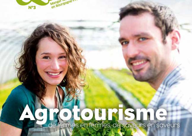 Manger local et bio en Bourgogne-Franche-Comté - Numéro 3