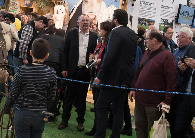 Salon international de l'agriculture 2019 - AgencePhileasFotos