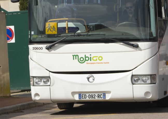 Bus Mobigo - Photo DR