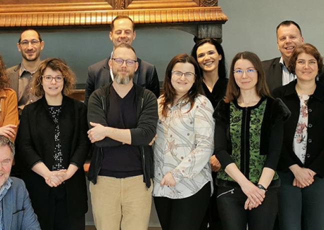 Projet européen COLOR CIRCLE, découverte des initiatives portées par des acteurs néerlandais - Photo DR