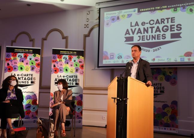 Lancement de la e-Carte Avantages Jeunes 2020-2021