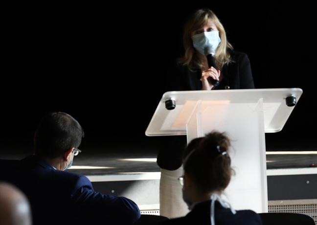 Rencontre avec les associations et personnes engagées dans la lutte pour l'égalité entre les femmes et les hommes, Longvic (21), vendredi 18 septembre 2020 - Photos Région Bourgogne-Franche-Comté