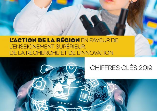 L'action de la Région en faveur de l'enseignement supérieur, de la recherche et de l'innovation - Chiffres clés 2019