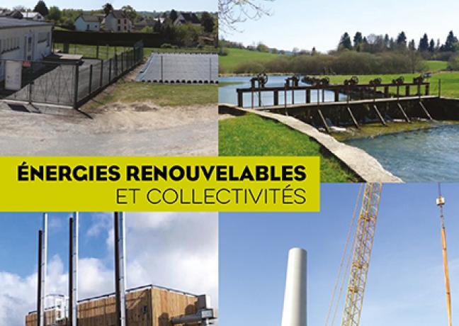 Energies renouvelables et collectivités