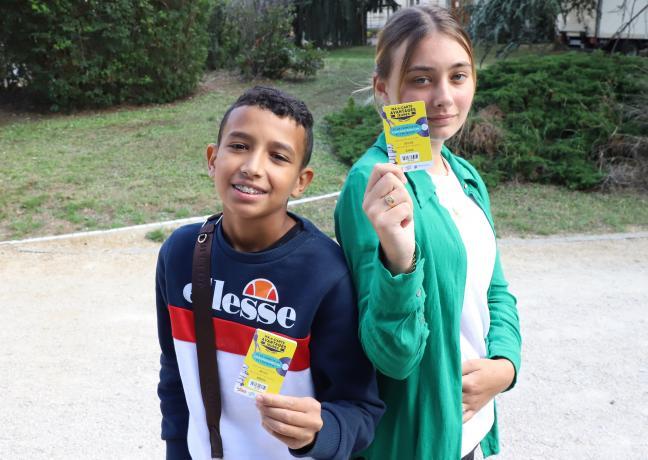 Lancement e-carte avantages jeunes 2021-2022 - Photo Région Bourgogne-Franche-Comté
