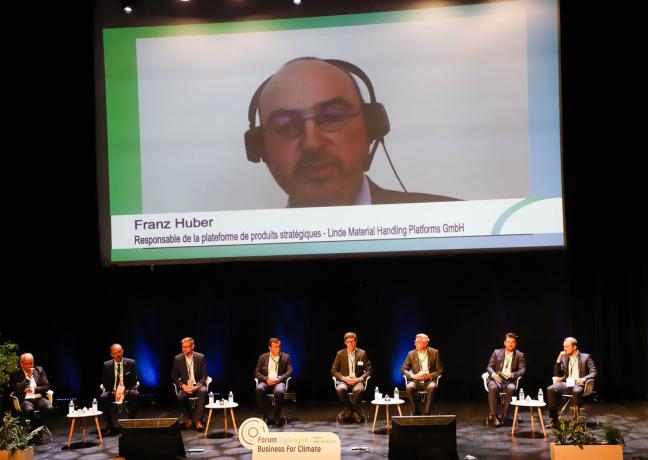 Premier forum Hydrogen Business For Climate, 29 et 30 septembre 2021 à Belfort - Photo DR