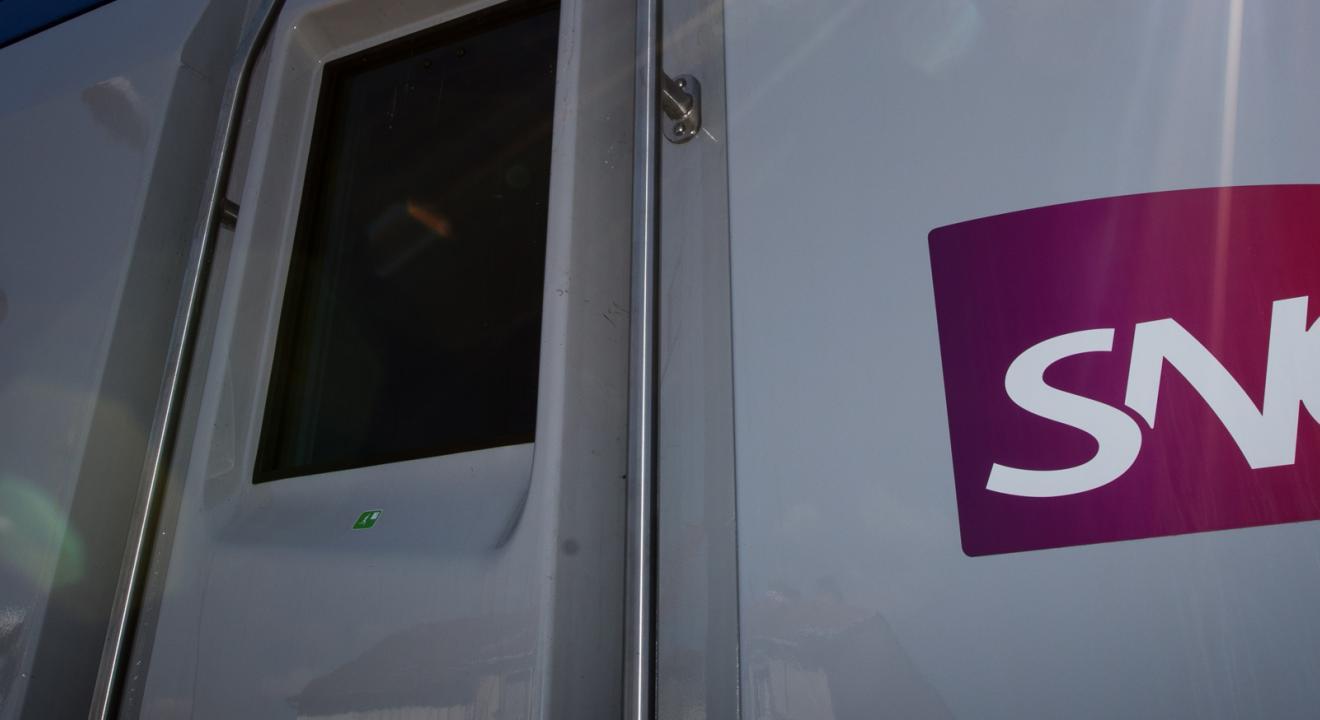 D'ici 2020, 24 trains Régiolis aux couleurs de la Région et de la nouvelle marque des mobilités régionales sillonneront la Bourgogne-Franche-Comté - Crédit : Vincent Arbelet
