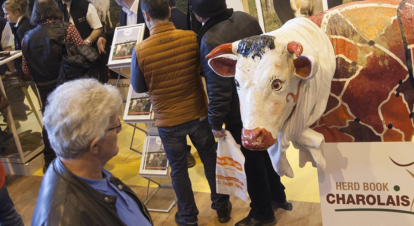 Salon international de l'agriculture, Paris