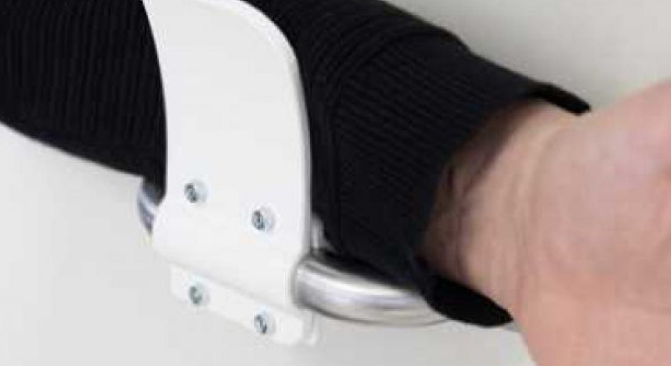 Le Fablab de la Bresse va s'inspirer de plans disponibles sur le site materialise.com pour fabriquer ses poignées de portes - Photo DR