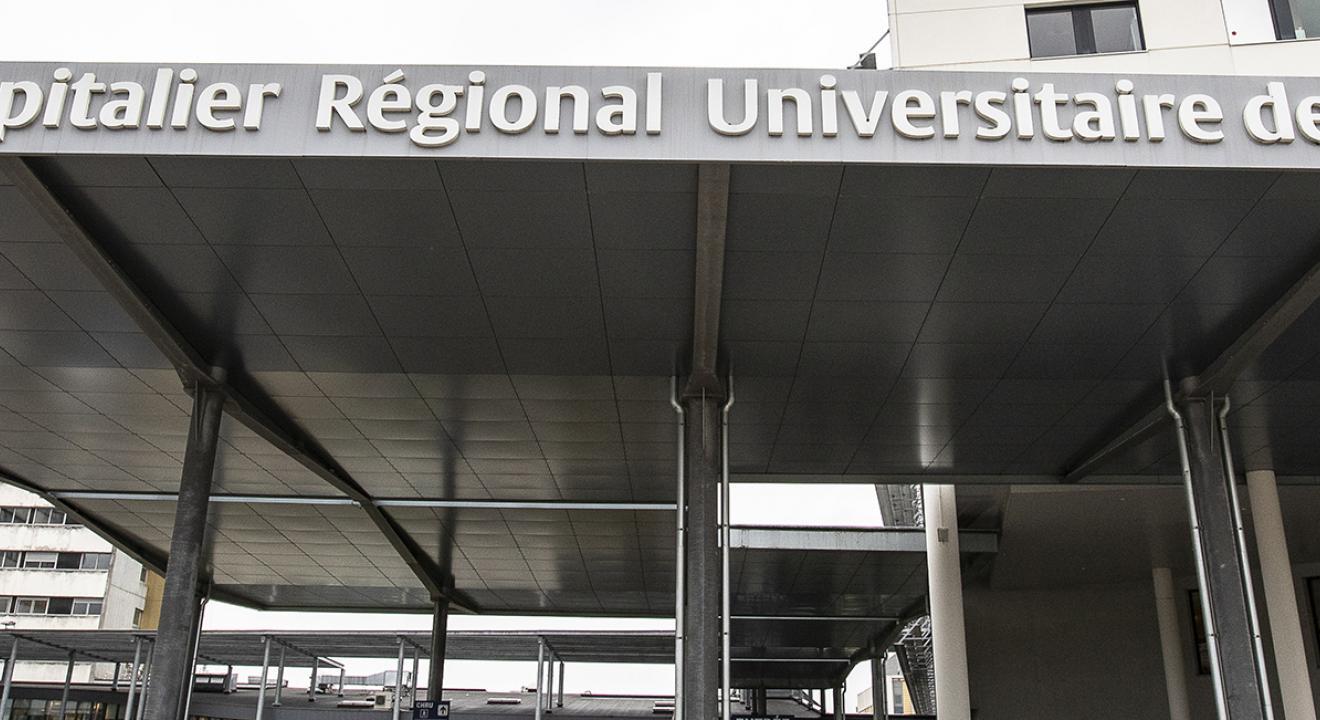 Centre hospitalier régional de Besançon -  - Crédit photo Région Bourgogne-Franche-Comté / David Cesbron