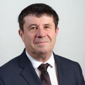 Eric Houlley, 3e vice-président de la Région Bourgogne-Franche-Comté en charge de la cohésion territoriale et des parcs